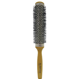 "Extra Long Bamboo Thermal Round Brush 2"" (SC9287)"