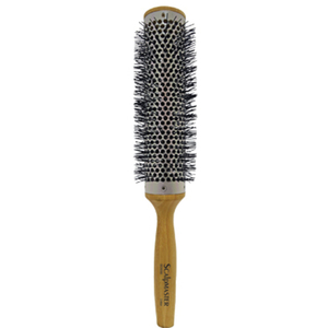 "Extra Long Bamboo Thermal Round Brush 2.25"" (SC9288)"