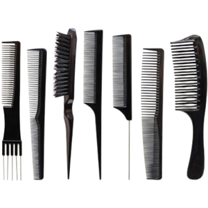 7 Piece Comb & Brush Set (SC9285)