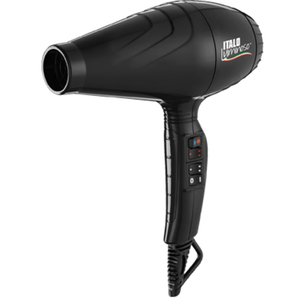 BaBylissPRO ITALO Luminoso Dryer - Black 2000 Watts (BLBK6350)