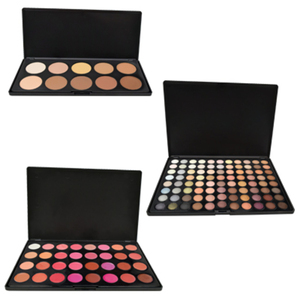 3 Piece Makeup Palette Set (BI-3PPS)