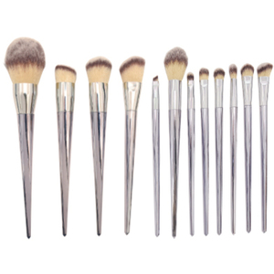 Ultra-Soft Synthetic Brush Set 12 Pieces (BI-SBS12)