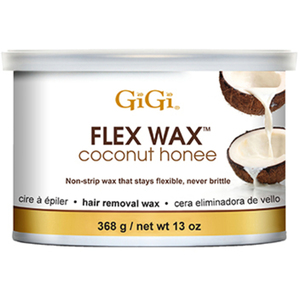Coconut Honee Flex Wax - Stripless 13 oz. (GG-0349)
