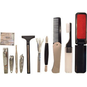 11 Piece Men's Grooming Kit (SC-9035)