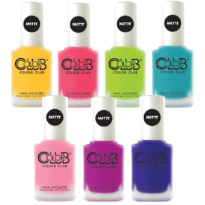 Color Club Pop Play Collection 7 Piece - 0.5 oz. Each (05KBXPPLY07)
