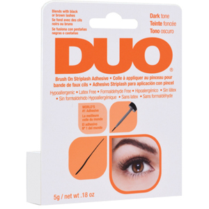 DUO Dark Brush On Striplash Adhesive 5 Grams - 0.18 oz. (D56896)