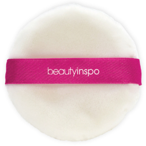 "Extra Large Velour Powder Puff 3.5"" Diameter (BI-LPP)"