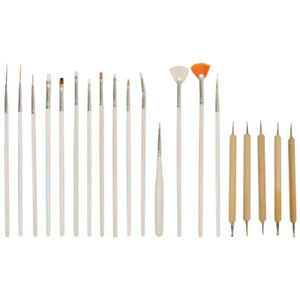 Nail Art Tool Set 20 Pieces (DL-C443)