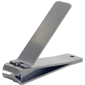"Stainless Steel Wide Blade Toenail Clipper 3.25"" Long (SE-2158)"
