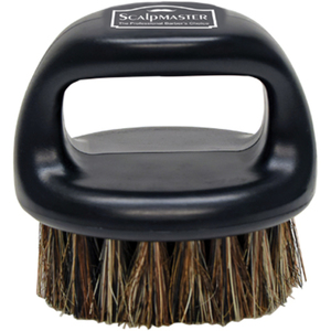 "100% Boar Bristle Barber Brush 2.25"" (SC-9048)"