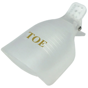 Soak-off Clips for Toes 10 Pack (DL-C460)