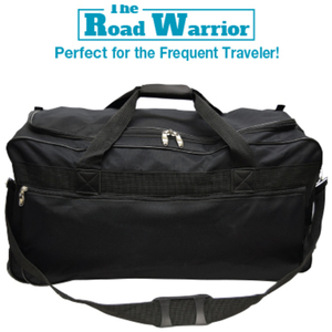 The Road Warrior Large Tote with Telescopic Handle (TOTE-514)
