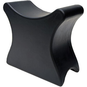"Rubber Manicure Arm Rest 8""H x 6""W x 3""D (DL-C465)"
