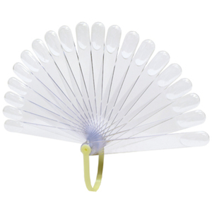 20 Piece Nail Tip Fan Display (DL-C469)