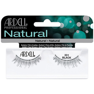 ARDELL Natural Lashlites - 331 Lashes - Black (AD61479)