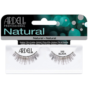 ARDELL Natural Lashlites - 332 Lashes - Black (AD61480)