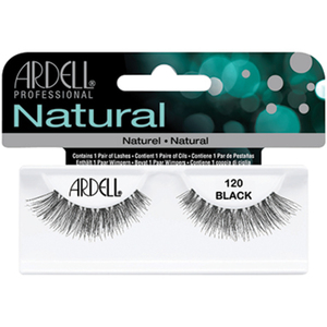 ARDELL Natural Strip Demi Lashes - 120 Demi Style - Black (AD65092)