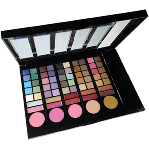 Cameo Cosmetics See Thru Kit With Removable Inserts (WX1781A)