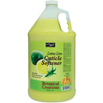 Pro Nail Lemon Lime Cuticle Softener 1 Gallon (C01P-01100)