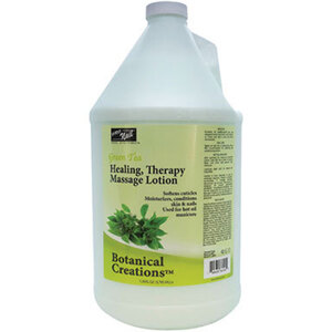 Pro Nail Green Tea Massage Lotion 1 Gallon (C01P-36124)