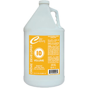 Cream Developer 10 Volume 1 Gallon (CCC10G)