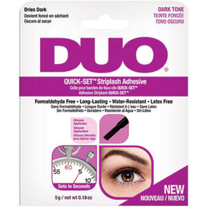 DUO Quick-Set Brush On Adhesive Dark (D67582)