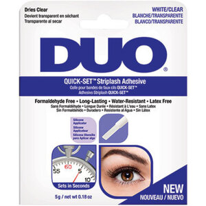 DUO Quick-Set Brush On Adhesive Clear (D67583)