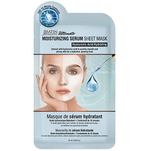 Satin Smooth Moisturizing Serum Sheet Mask (SSKMMK)