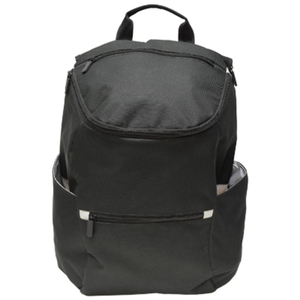 Beauty Tools Backpack With Padded Laptop Sleeve (NY809-BK)