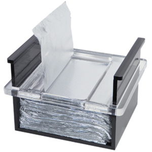 "Ready To Use Pop-Up Foil Dispenser - 5"" x 8"" (P58-DSP)"