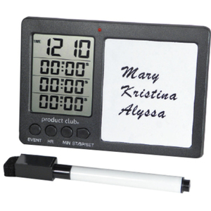 Triple Color Timer with Dry Erase Board (DT-3)