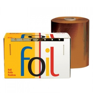 "Economy Highlighting Roll Foil - Copper 5"" x 1200' (RF-50-60CP)"