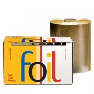 "Economy Highlighting Roll Foil - Gold 5"" x 1200' (RF-50-60G)"