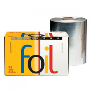 "Economy Highlighting Roll Foil - Silver 5"" x 1450' (RF-50-60S)"
