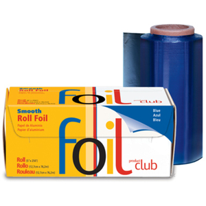 "Highlighting Roll Smooth Foil - Dark Blue 5"" x 250"" (RF-10-60DB)"