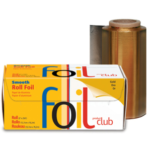 "Highlighting Roll Smooth Foil - Gold 5"" x 250"" (RF-10-60G)"