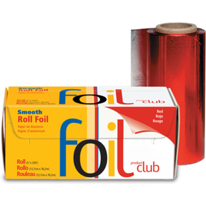 "Highlighting Roll Smooth Foil - Red 5"" x 250"" (RF-10-60R)"
