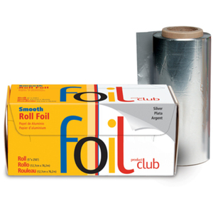 "Highlighting Roll Smooth Foil - Silver 5"" x 250"" (RF-10-60S)"