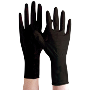 JetBlack® Disposable Vinyl Gloves - Medium 90 Count (BVGPF-100M)