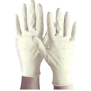 Powder-Free Latex Disposable Gloves - Large 100 Count (PCLPF-100L)