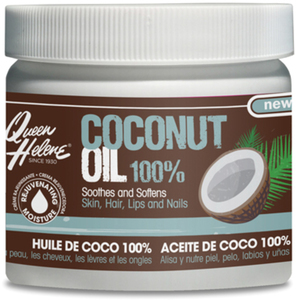 Queen Helene Coconut Oil 100% 10.75 oz. (QH-22523)