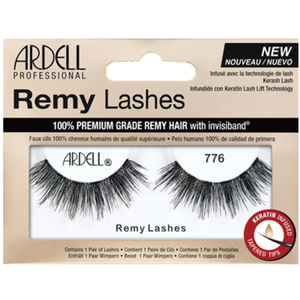 Remy Strip Lashes - Style 776 Black (AD67431)