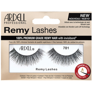Remy Strip Lashes - Style 771 Black (AD67436)