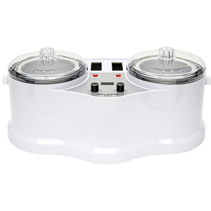 4-In-1 Wax Warmer - 2 Pot Warmers + 2 Cartridge Warmers! (FSC719)