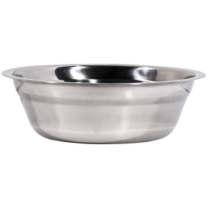 "Stainless Steel Mixing Bowl 2""H X 7-78"" Diameter 1 Quart (FSC-952)"