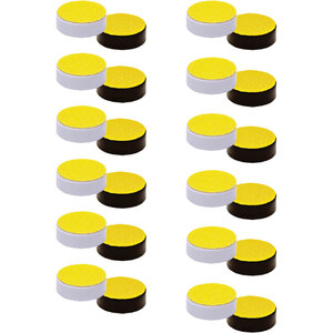 Replacement Disks For Pro 3500 Electric Pedi File 24 Disks - 12 Fine + 12 Coarses (LAT-RD24)