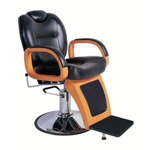 Salon Masters Barber Chair (Wood) (CSH-2207)