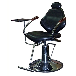 Salon Masters Barber Chair with Manicure (CSH-2226