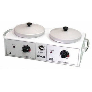 Spa Masters Double Wax Warmer (D-622)