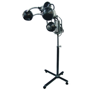 Salon Masters Heating Lamp with 3 Heads (CB-L9938)